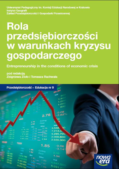 Pokaż  Tom 9 (2013): Przedsiębiorczość w warunkach kryzysu gospodarczego